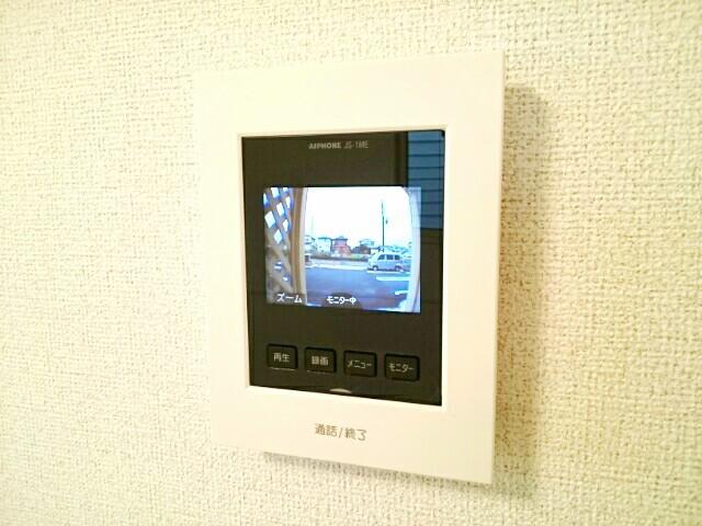アドニスA 02020号室の収納