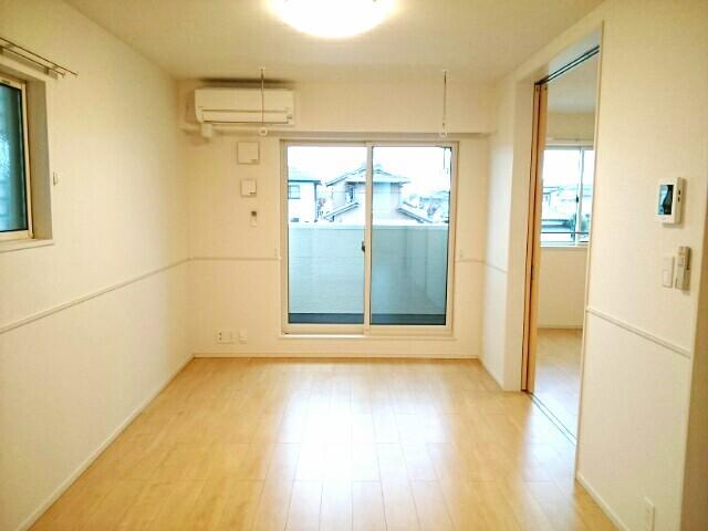 アドニスA 02020号室のリビング