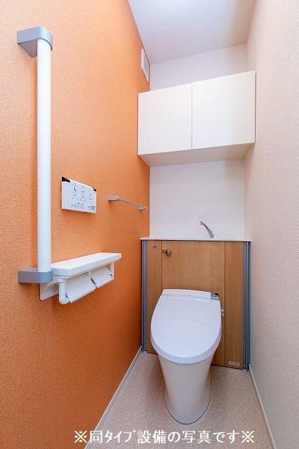 アドニスB 01010号室のトイレ
