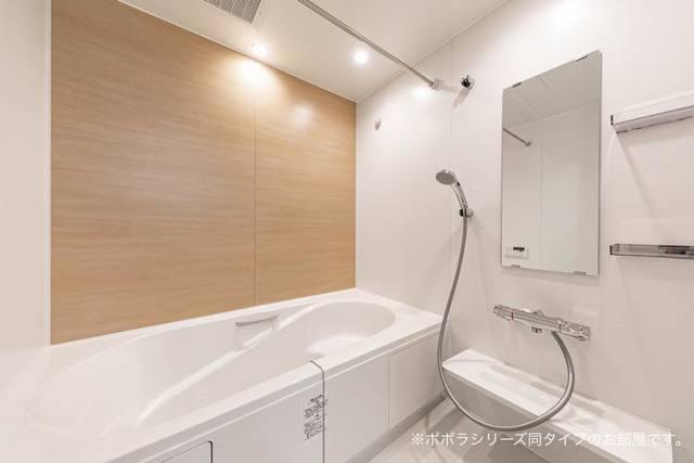 アドニスB 01010号室の風呂
