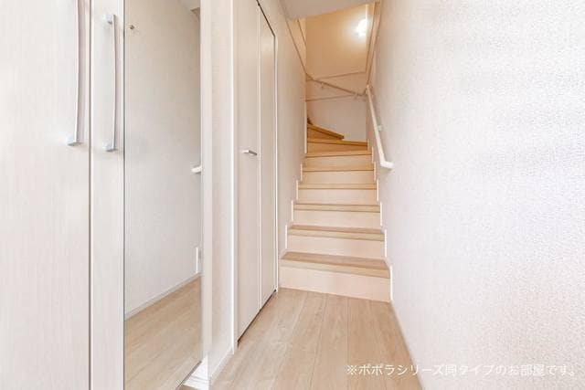 アドニスB 02010号室の玄関