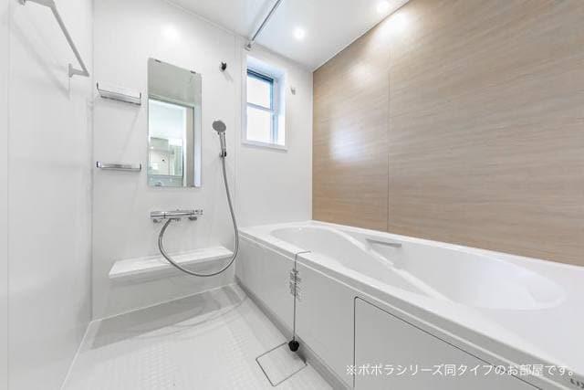 アドニスB 02010号室の風呂