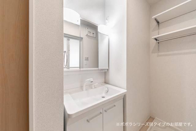 アドニスB 02020号室の洗面所