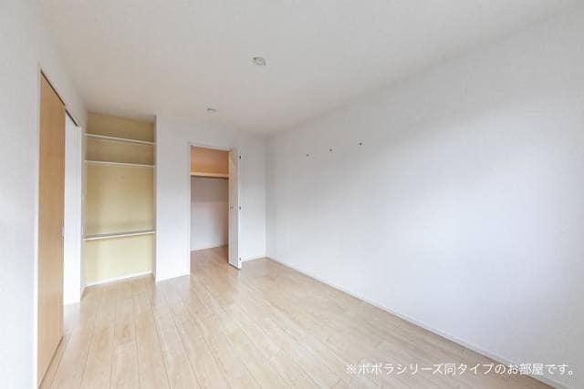 アドニスB 02020号室の収納