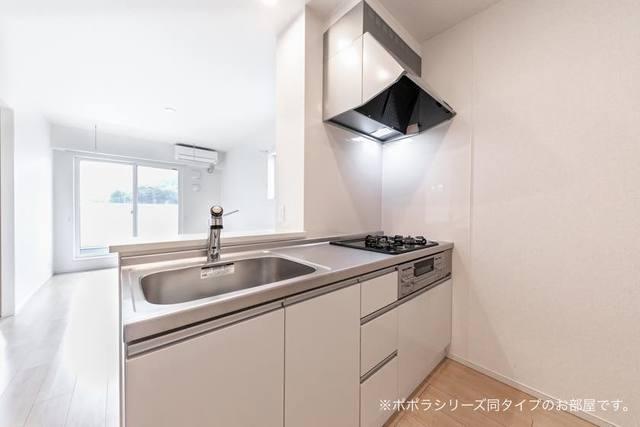 アドニスB 02020号室のキッチン