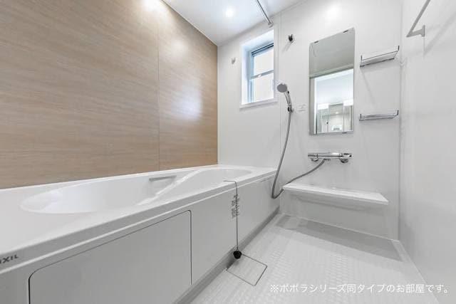 アドニスB 02020号室の風呂