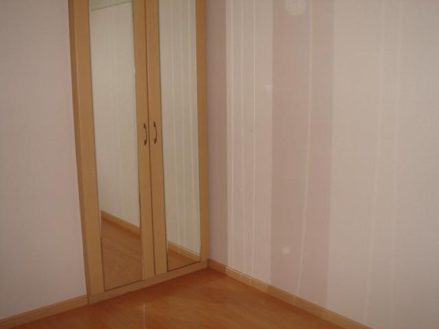 グリーンガーデン 202号室のベッドルーム