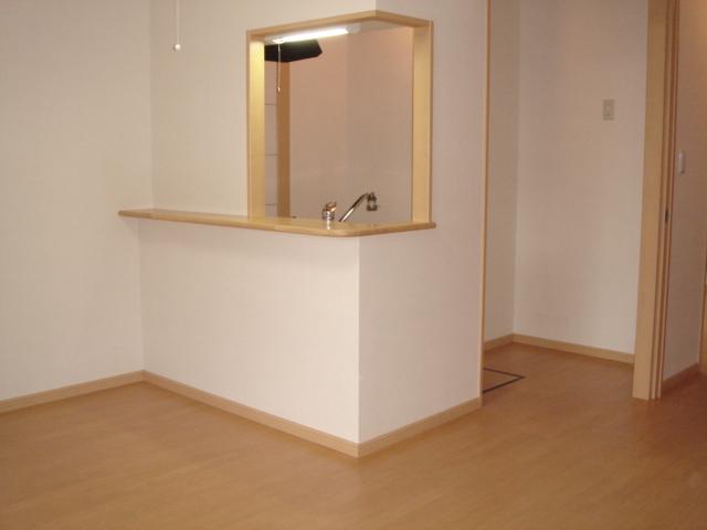 グリーンガーデン 202号室のキッチン
