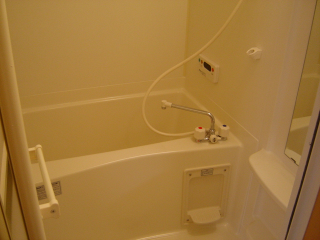 グリーンガーデン 202号室の風呂