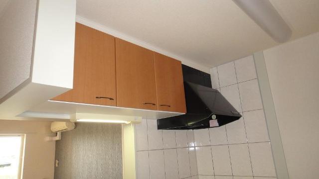プランドールK 105号室のキッチン