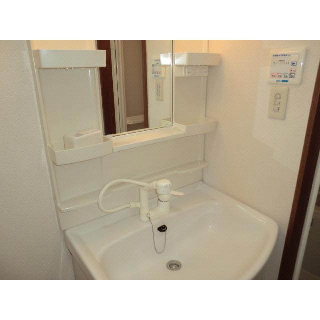 アンプルール ブワ Reve Ⅰ 203号室の洗面所