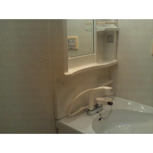アムールナナ 201号室の洗面所