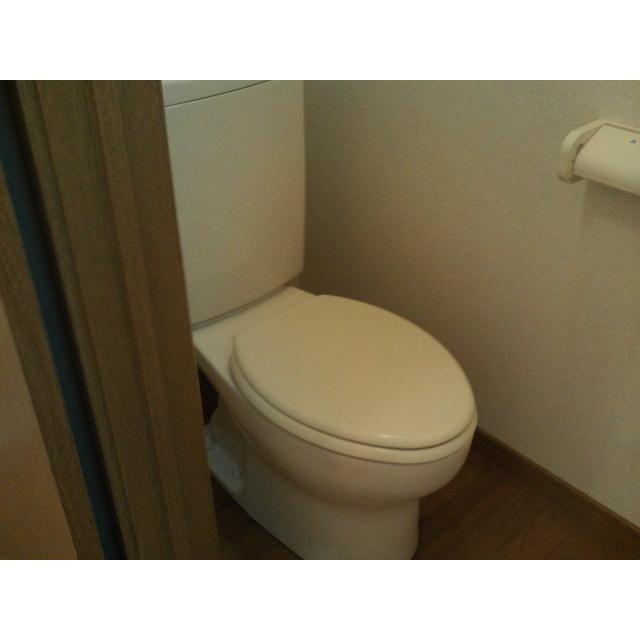 アムールナナ 201号室のトイレ