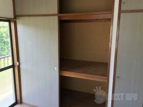 コーポ内坪 207号室の収納