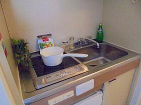 ベルトピア日野 202号室のキッチン