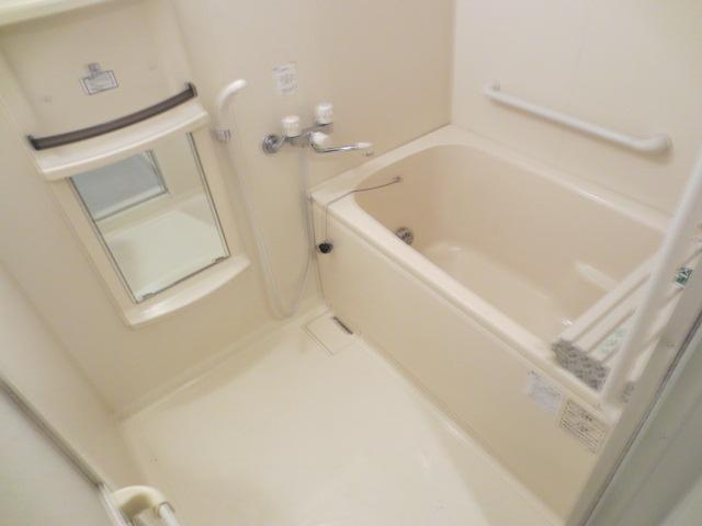 シー.ビー.フォート 406号室の風呂
