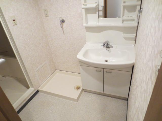 シー.ビー.フォート 406号室の洗面所