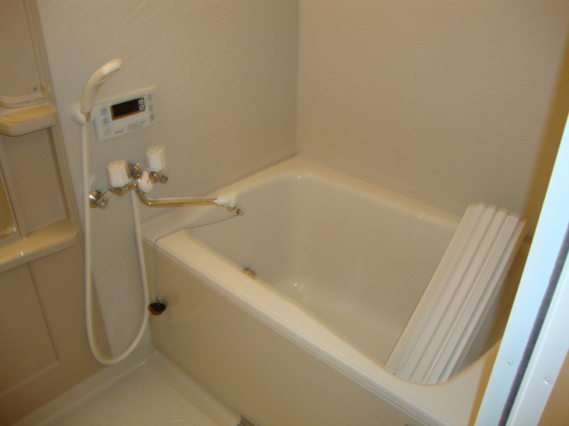 G-SHINE 101号室の風呂