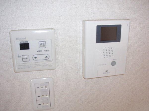 ディアコート 105号室のセキュリティ