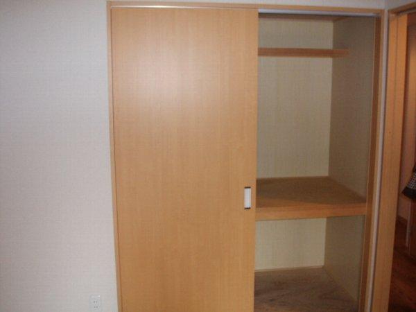 ディアコート 105号室の収納