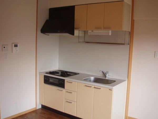 ディアコート 105号室のキッチン