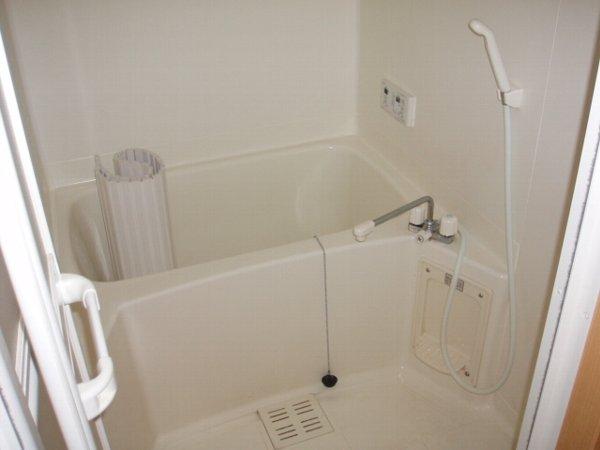 ディアコート 105号室の風呂