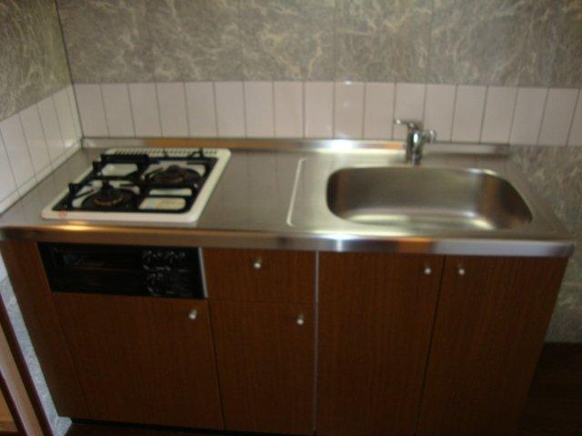 フローレンス大黒 101号室のキッチン