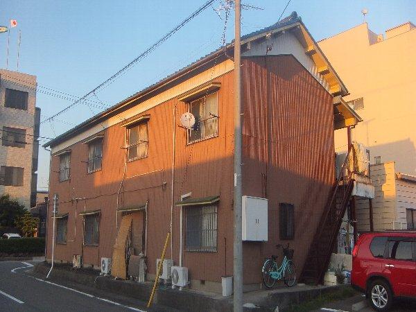 清水田荘外観写真