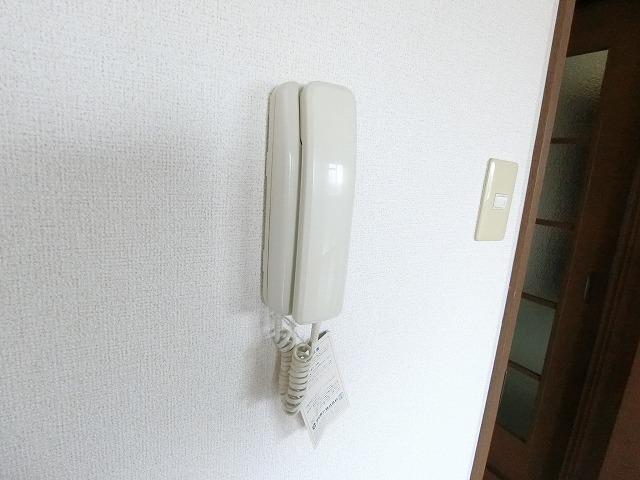サンライズヴィラ 03030号室のセキュリティ