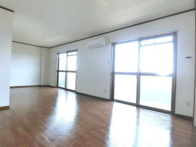 サンライズヴィラ 03030号室のリビング