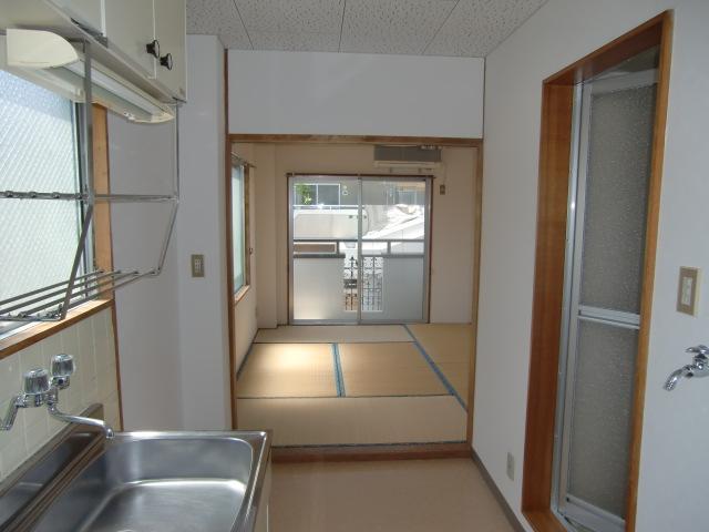 アンシャンテ モリモト 203号室の設備
