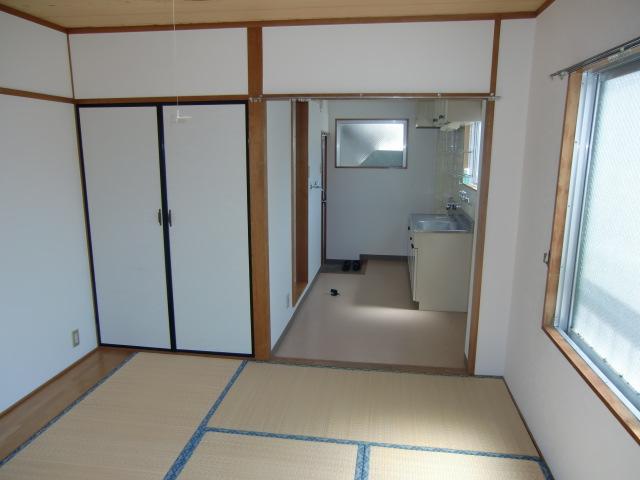 アンシャンテ モリモト 203号室のその他
