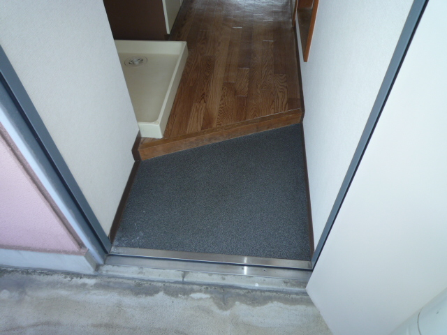 アネックスミヤタ捨号館 103号室の玄関
