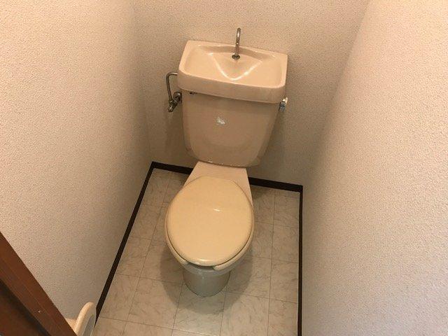 アネックスミヤタ捨号館 103号室のトイレ