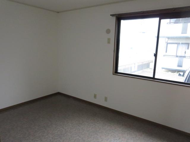 ケイズ河渡B 206号室のリビング