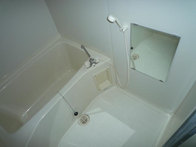 Y's breeze 206号室の風呂