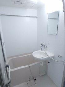 ベルメゾン 401号室の風呂