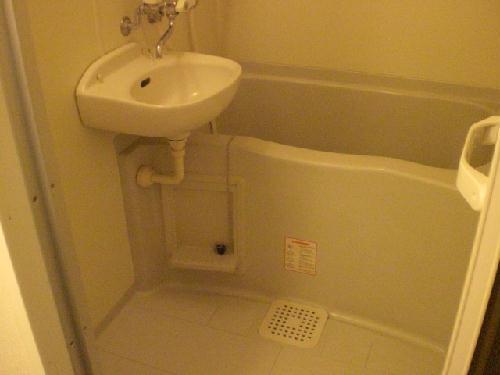 レオパレスELF 101号室の風呂