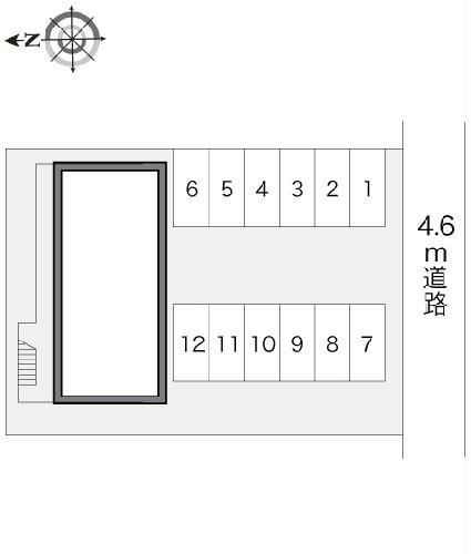 レオパレスELF 101号室のその他