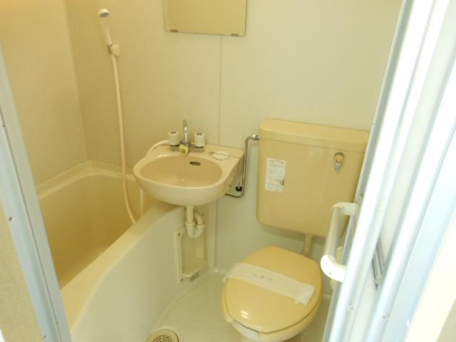 めぞんドール八王子 103号室の風呂