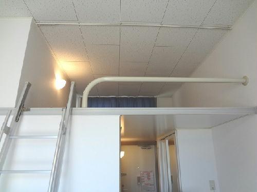 レオパレスWhiteField 202号室の収納