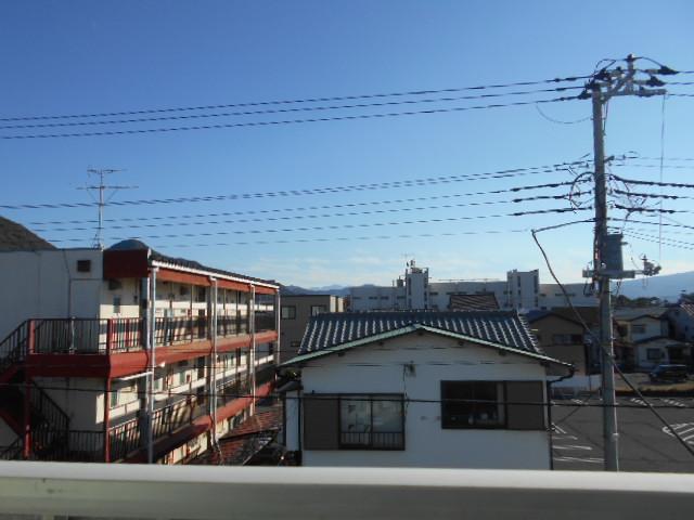 ジュネス藤 31号室の景色