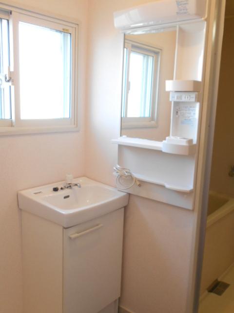 ジュネス藤 31号室の洗面所