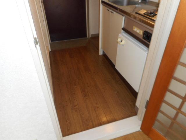ブリランテ上福岡 302号室のキッチン