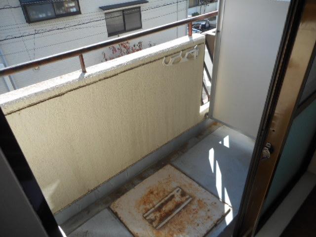 ブリランテ上福岡 302号室のエントランス