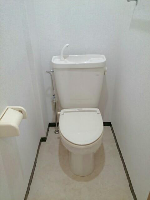 セレクトT 01010号室のトイレ