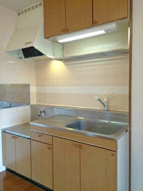 セレクトT 01010号室のキッチン