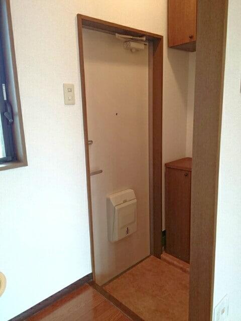 セレクトT 01010号室の収納