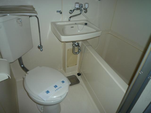 シティハイツⅡ 205号室の風呂