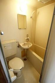 ハウス21 202号室の風呂